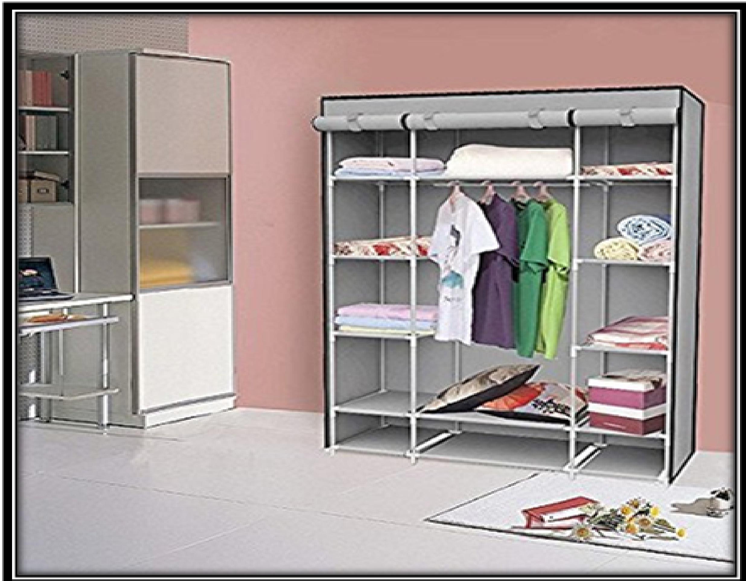 Metal Cabinet - home decor ideas