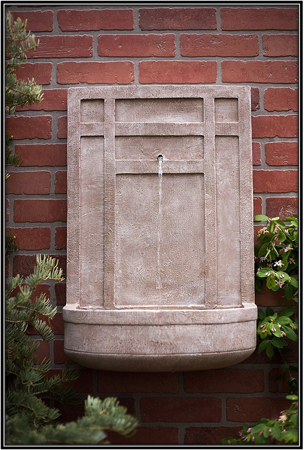 Outdoor Wall Fountain Outdoor Living Space Ideas Home Decor Ideas