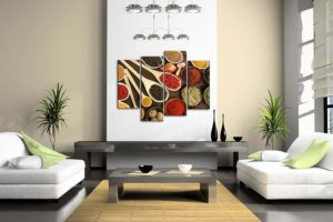 Painting That Suits The Kitchen Style Home Decor Ideas
