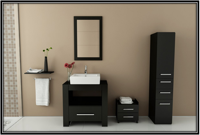 Vanity Cabinet Set For Bathroom Home Decor Ideas