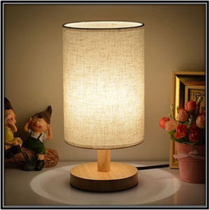 Wooden Table Lamp Home Decor Ideas