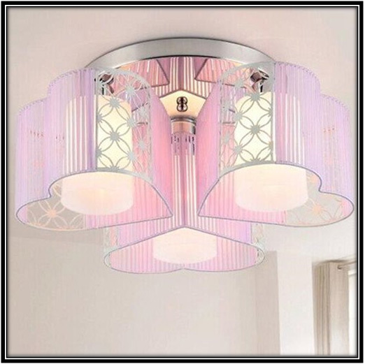 A Pink Chandelier Lighting Decor Ideas Home Decor Ideas