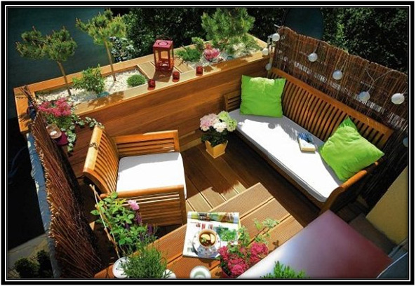 Balcony Privacy Ideas Home Decor Ideas
