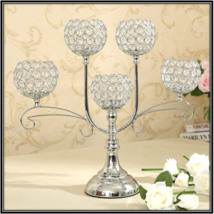 Candlestick Holder Home Decor Ideas