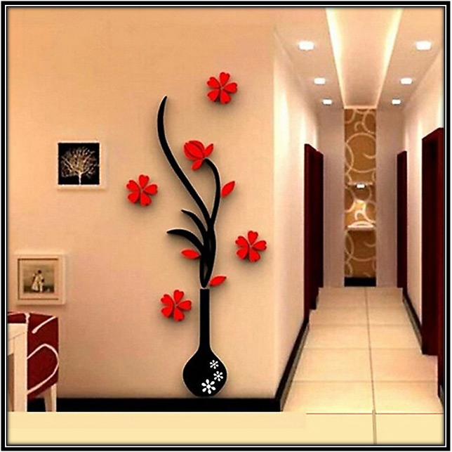 Creative Wall Stickers Home Decor Ideas