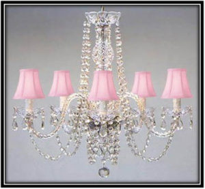 Crystal Chandelier Home Decor Ideas