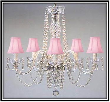 Crystal Chandelier Home Decor Ideas