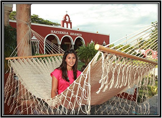 Handwoven Hammock Garden Decoration Ideas Home Decor Ideas