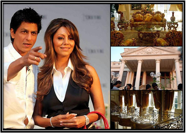 Home Decor Ideas Inspired By SRK's House - Mannat