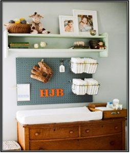 How can you forget about the changing table - Home Decor Ideas