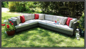 Outdoor All-weather Sectional Garden Decoration Ideas Home Decor Ideas