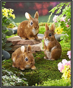 Rabbit Sculptures Garden Decoration Ideas Home Decor Ideas