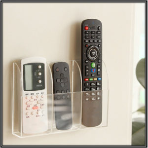 Remote Control Holder Home Decor Ideas