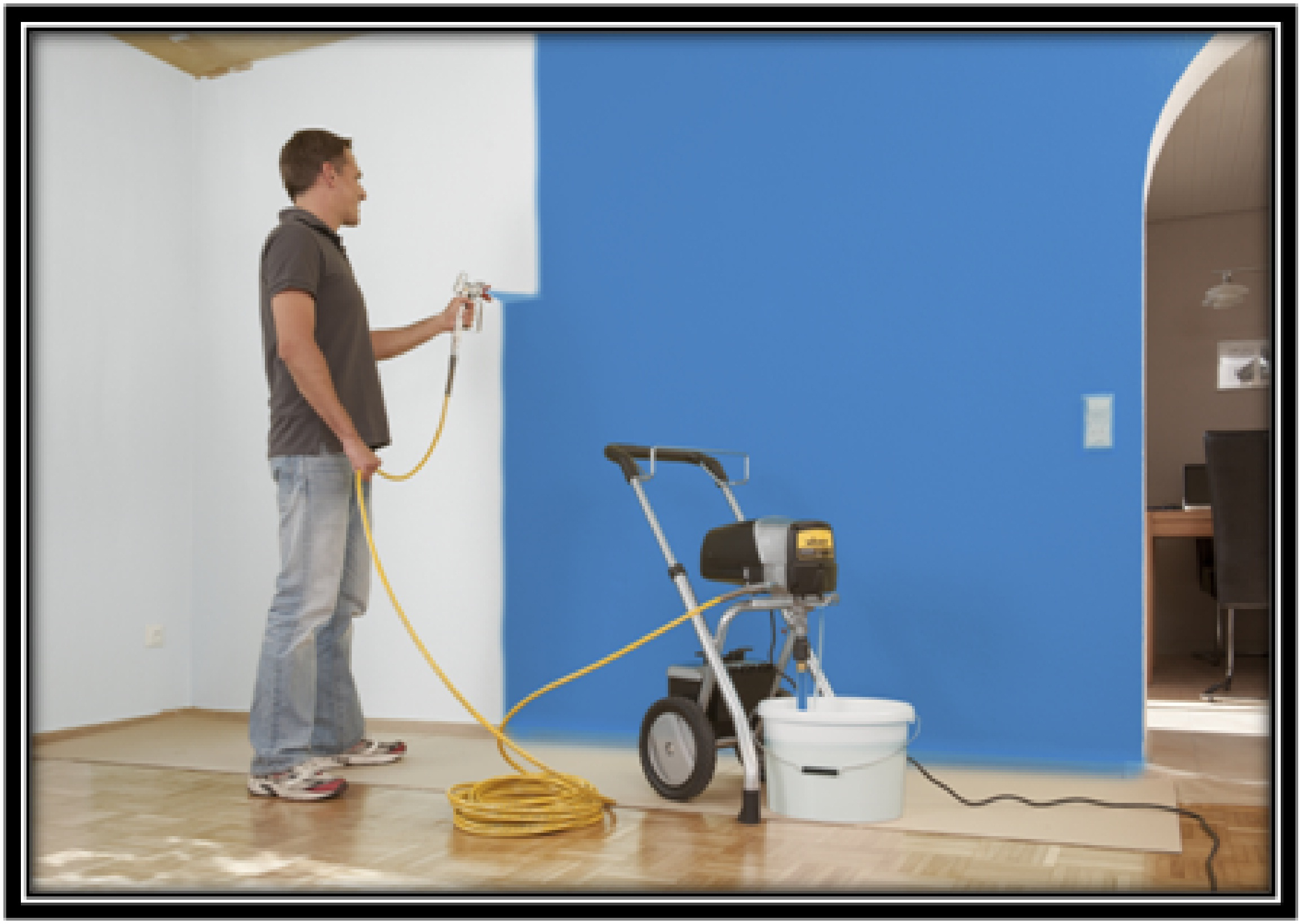 Right Paint for your Home - Home Decor Ideas