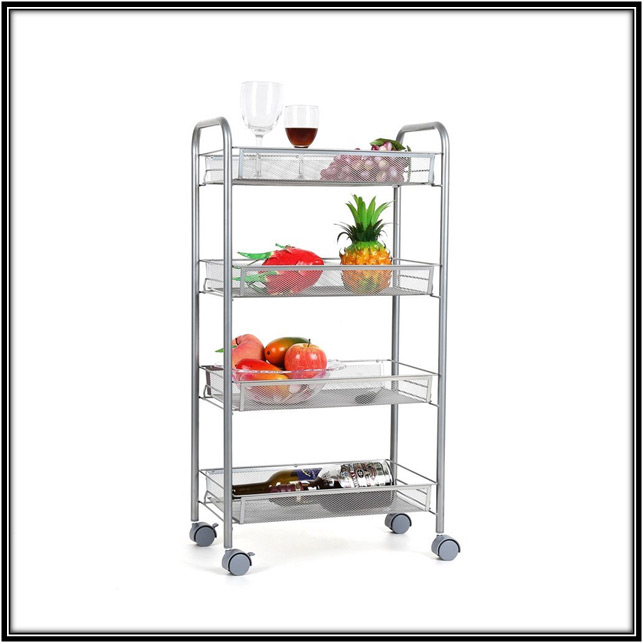 Storage Rolling Cart Kitchen Design Ideas Home Decor Ideas