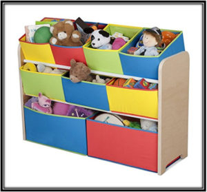 Toy Organiser With Storage Bins Home Decor Ideas