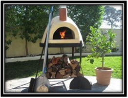 Wood Fired Pizza Oven Home Decor Ideas