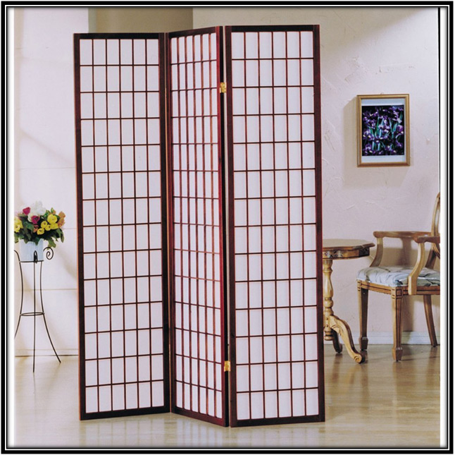 Wooden Screen Room Dividers Home Decor Ideas