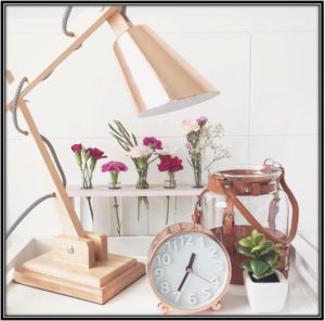 A Bed Side Table Home Ware Items Home Decor Ideas