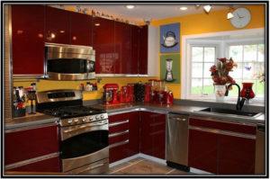 A Colourful Kitchen Home Decor Ideas
