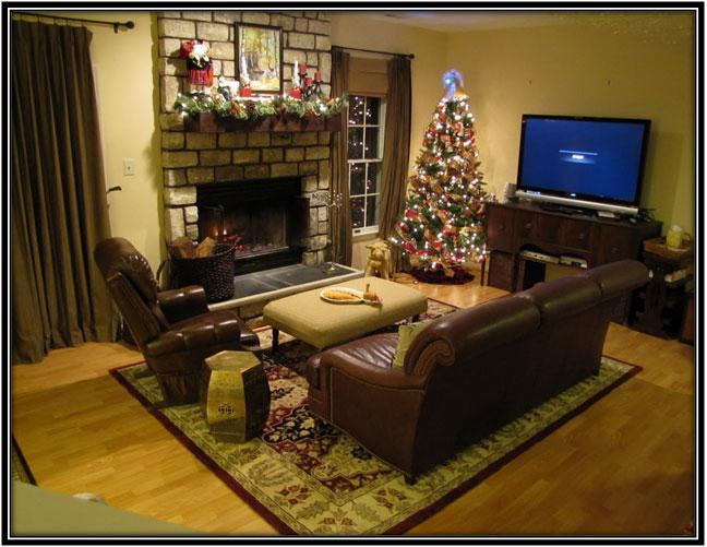 A Festive Room Home Decor Ideas
