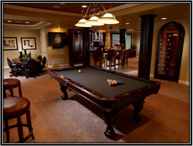 A Gaming Area Home Decor Ideas