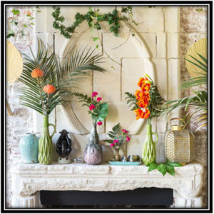 A Hint Of A Greenery Home Decor Ideas