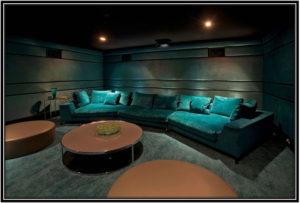 A Home Theatre Home Decor Ideas
