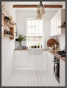 A Well Organised Kitchen Home Decor Ideas