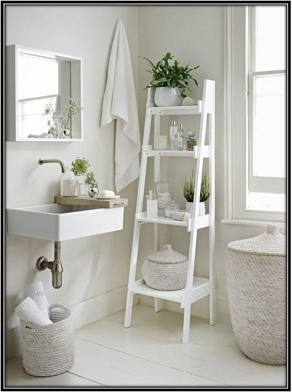 An All-white Decor Bathroom Design Ideas Home Decor Ideas