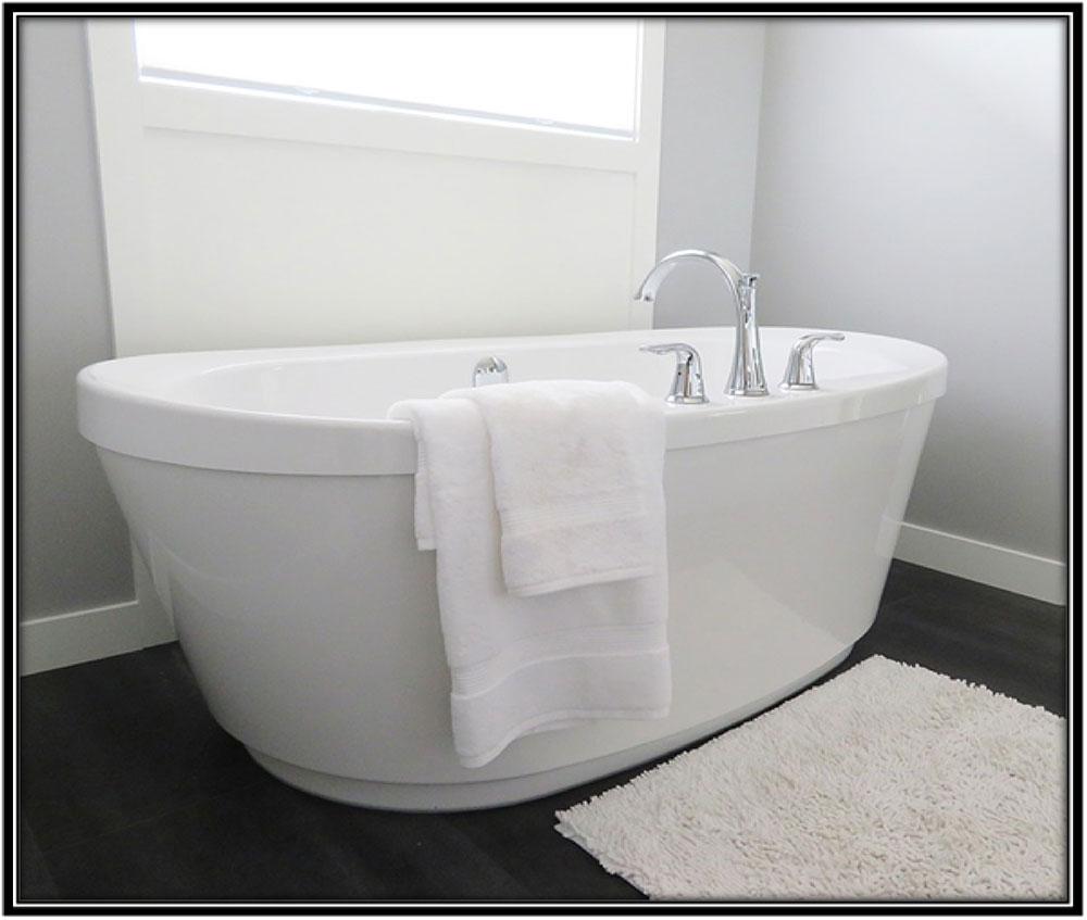 Creative-Design-Tips-For-Small-Bathrooms - Home-Decor-Ideas