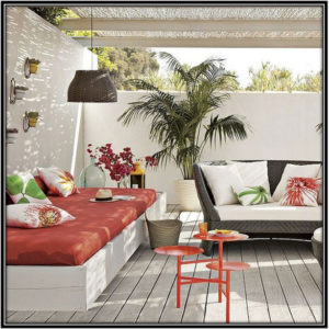 For A Colourful Outdoor Sitting Outdoor Decoration Home Decor Ideas
