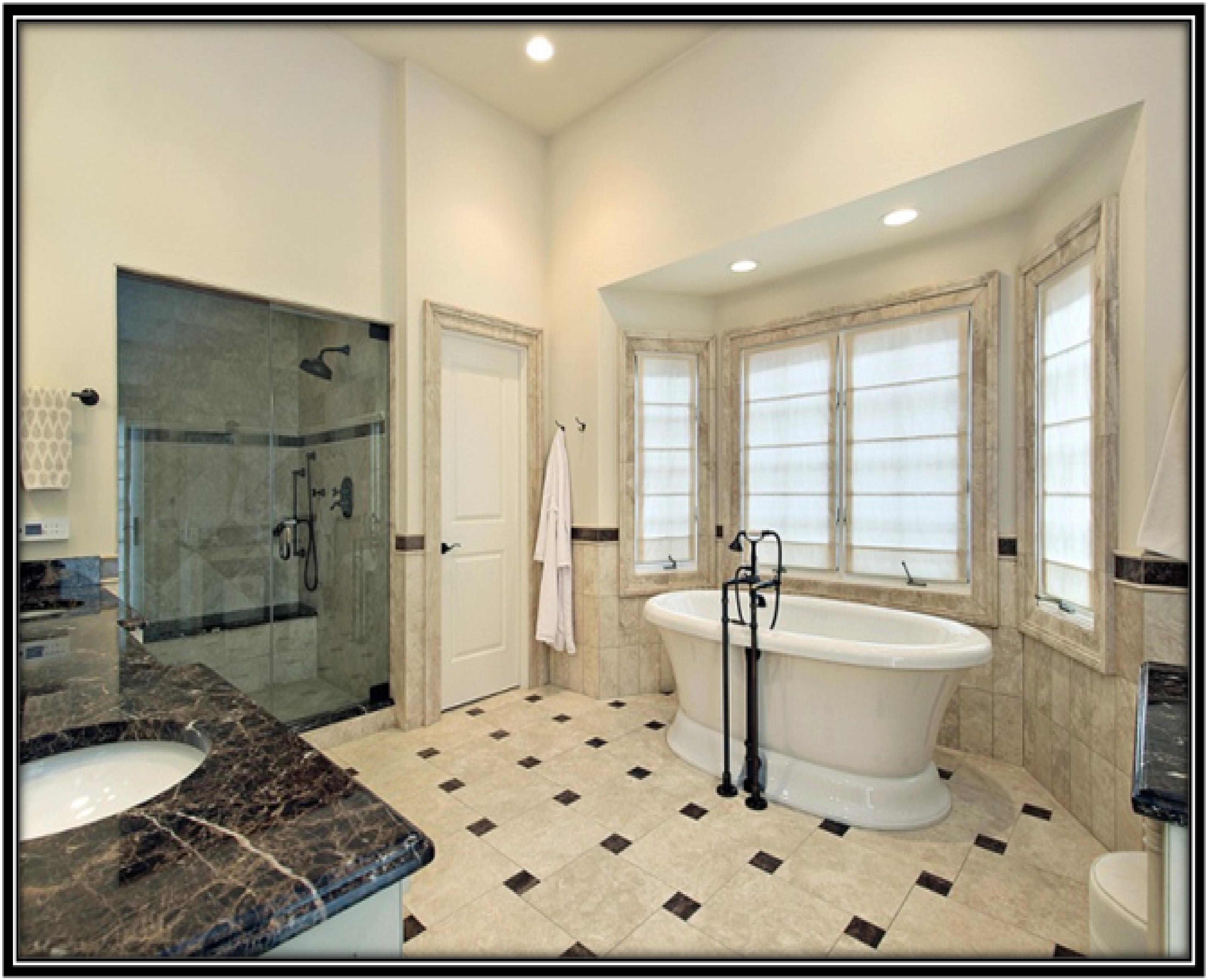 Luxury Bathroom Decoration Ideas - Home Decor Ideas