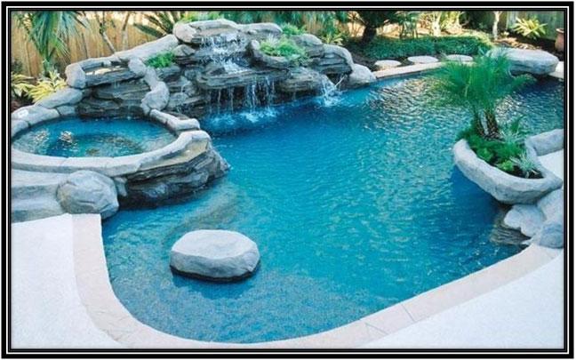 Swimming Pool Ideas Home Decor Ideas