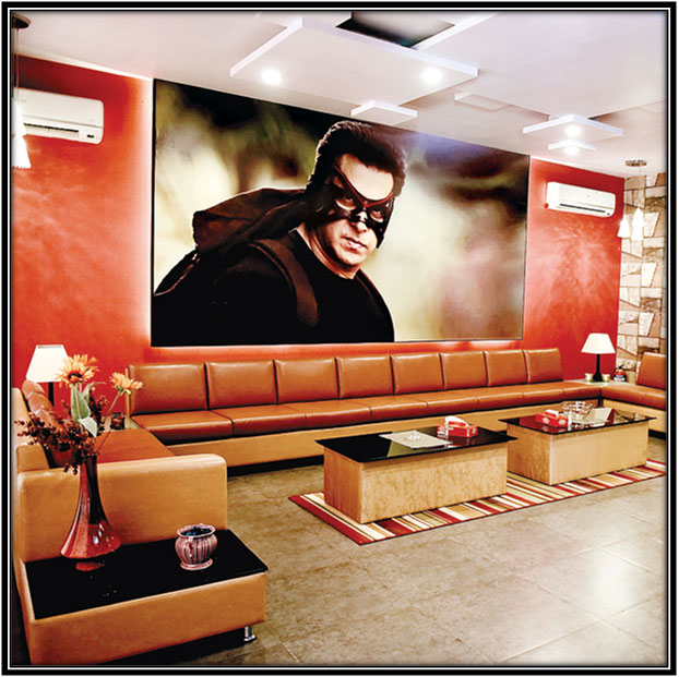 The Living Room Salman Khan Room Decoration Home Decor Ideas