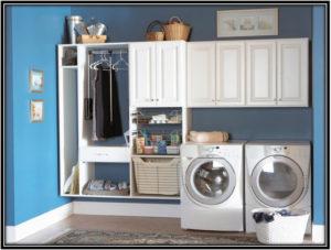 The One With A Colour Theme Laundry Room Decoration Ideas Home Decor Ideas