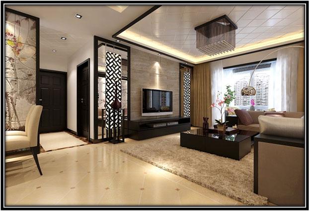 A Modern Living Room Living Room Decoration Home Decor Ideas