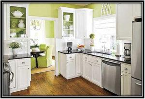 An All-white Kitchen Kitchen Decor Ideas