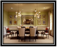 Decorating The Walls Dining Room Home Decor Ideas