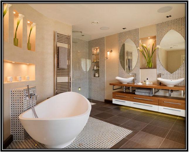 Luxury Bathroom Decoration Home Decor Ideas