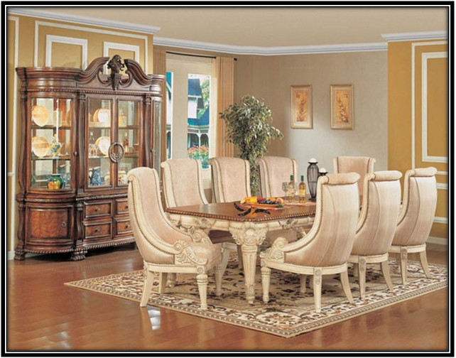 The Right Furniture Dining Room Home Decor Ideas