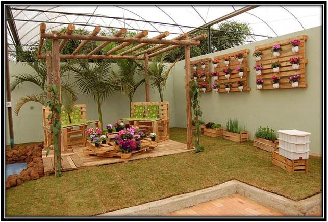 A Perfect Family Garden Home Decor Ideas