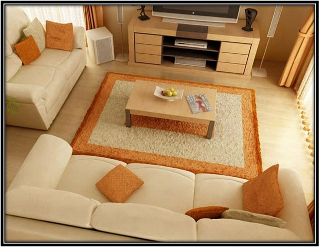 Chromatic Colors For A Small Living Room Home Decor Ideas