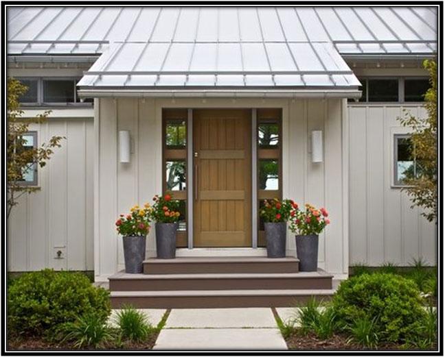 Country Side Entrance Entrance Decor Ideas Home Decor Ideas