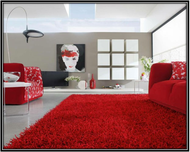 Make A Statement With Color Red Home Decor Ideas