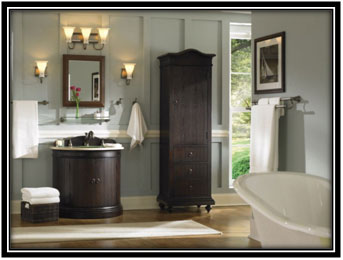 Rustic Accessories For Posh Life Bathroom Decor Ideas