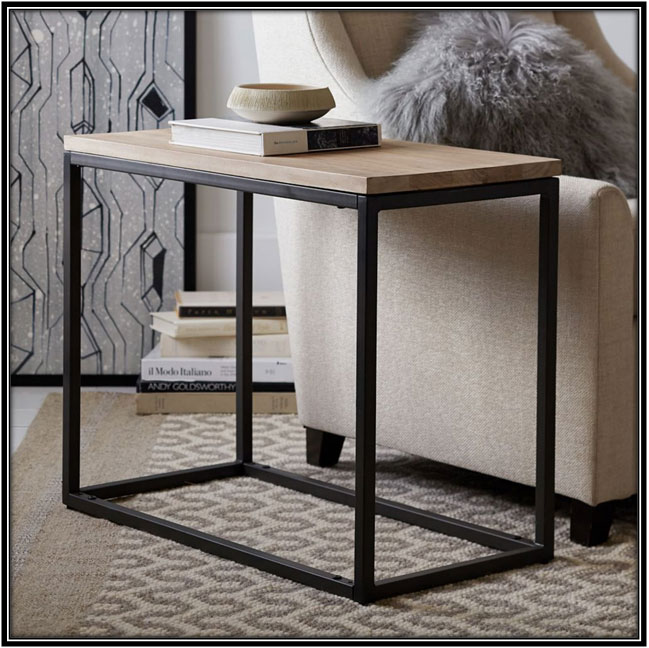 Side Table Decoration Ideas