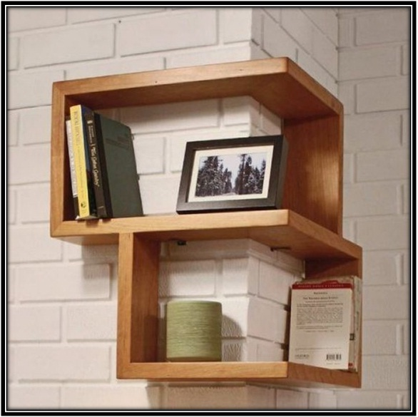 Smart Shelf Ideas - Home decor ideas