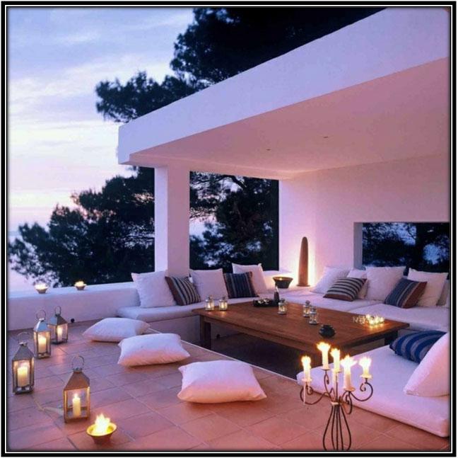 Terrace Decor Ideas For Special Occasions Terrace Decoration Ideas