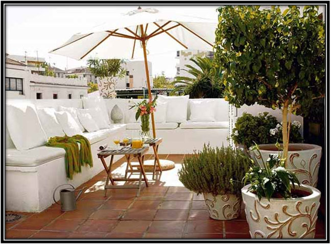 Terrace Decor Ideas Home Decor Ideas